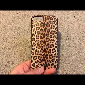 A phone case.